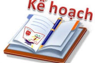 KH thực hiện quy chế dân chủ năm học 2019-2020