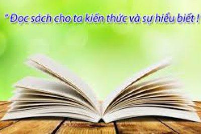 Ngày sách Việt Nam 21/4 (Thanh Nga)
