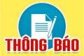 Lịch thi đấu HKPĐ cấp trường, môn Điền kinh